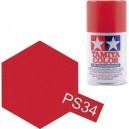 Cat Tamiya Polycarbonat PS-34 Bright Red
