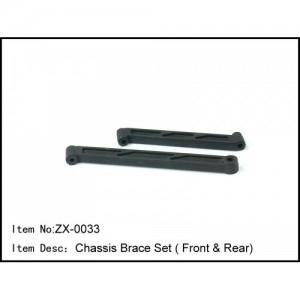 ZX-0033 - Plastic Chassis Brace Set