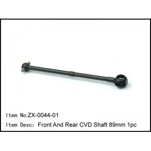 ZX-0044-01 Front And Rear CVD Shaft 93.5mm 1pc