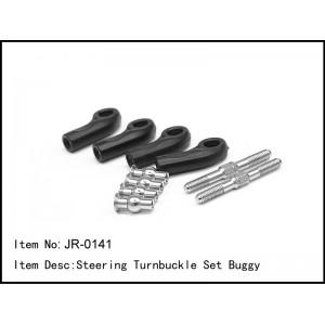 JR-0141 Steering Turnbuckle Set Buggy