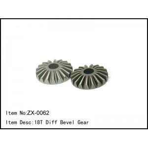 ZX-0062 - 18T Diff Bevel Gear