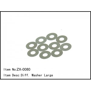 ZX-0080 - Differential Washer Large