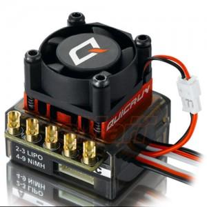 HobbyWing QuicRun 1/10 Brushless Sensored 60A ESC