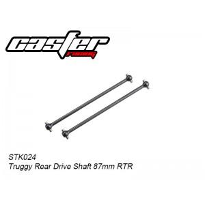 STK024Truggy Rear Drive Shaft 87mm RTR