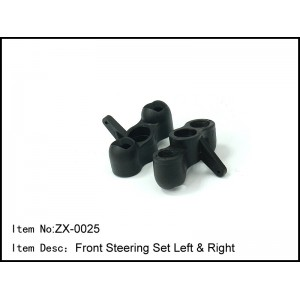 ZX-0025 - Front Steering Set Left & Right