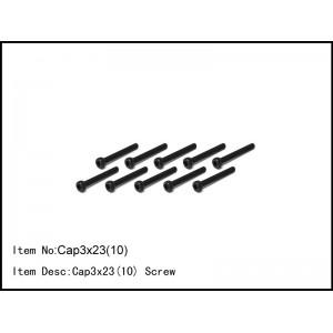 Cap3x23(10) Cap 3x23 Screw