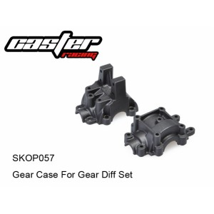 SKOP057 Gear Case For Gear Diff Set