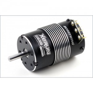 Motor Xerun 3656 4700kv Brushless Sensored