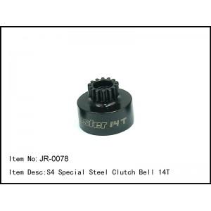 JR-0078 S4 Special Steel Clutch Bell 14T