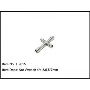 TL-015 Nut Wrench 4/4.5/5.5/7 ( kunci ban 1:10)