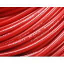 Turnigy Pure-Silicone Wire 10AWG - Red (10cm)