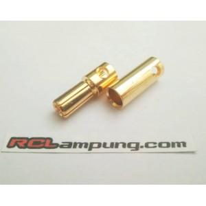 Bullet Connector 5mm
