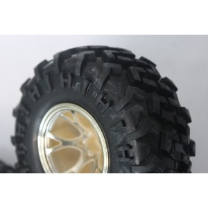 AX-3001 monster truck 1/10 tire (4pcs)