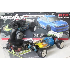 Caster Racing F18 Buggy 1/18 RTR Brushed
