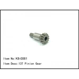 K8-0061 13T Pinion Gear