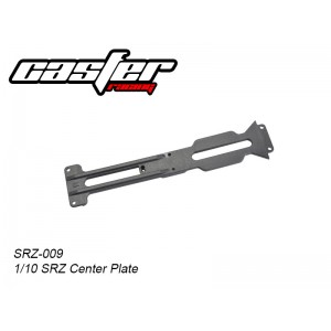 SRZ-009 Center Plate