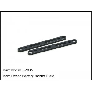 SKOP005 Battery Holder Plate