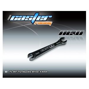TL-007 Turnbuckle Driver 5-6mm