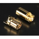 Bullet Connector 6,5mm (1psg)