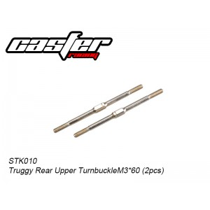 STK010 Truggy Rear Upper Turnbuckle M3x60 (2 pcs)