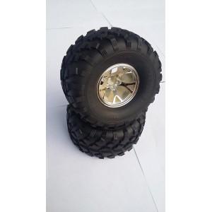 AX-3004 monster truck 1/10 tire (4pcs)
