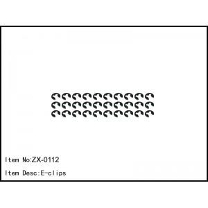 ZX-0112 E-clips