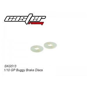 SKG513	1/10 GP Buggy Brake Discs
