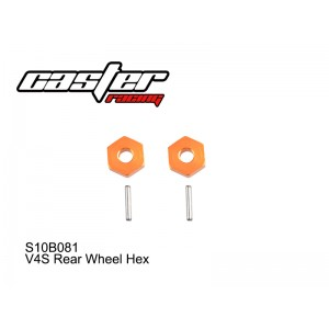 S10B081 V4S Rear Wheel Hex