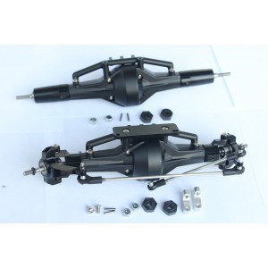 Gardan V2 Complete Front and Rear Full Alloy SCX10