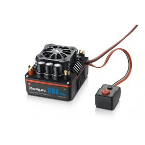 Hobbywing ESC  Xerun XR8 Plus 150A sensored brushless for 1/8  RC Car Competition
