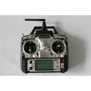 FS-T6-RB6 Flysky 2.4GHz trasmitter 6CH Radio Mode 2 For Rc Helikopter, Aeromodelling, quadcopter