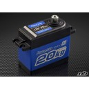 Feature: All-new LW-20MG standard size servo. Being fully waterproof the servo is ideal for crawler and buggy applications and i