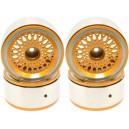 Xtra Speed Aluminum 1.9 Inch Heavy Duty Beadlock Wheel (4pcs) For 1/10 RC Crawler [XS-59562]