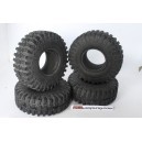 [70079] 1.9 Tire only / MT2 for Crawler 4pcs