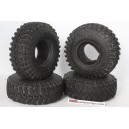 [70080] 1.9 Tire only / MT3 for Crawler 4pcs