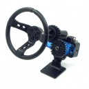 Yeah Racing X DarkDragonWing Motion Steering Wheel For 1:10 Touring Drift Crawler [YA-0539]