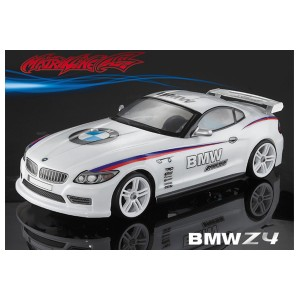 MATRIXLINE BMW Z4 1/0 CLEAR BODY 190mm with Accessories PC201001