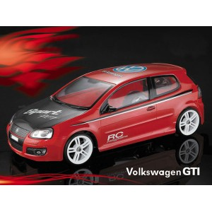 MATRIXLINE PC201005 VOLKSWAGEN GTI 1/10 CLEAR BODY