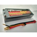 LPB Power 5200mah 2s 7.4c 45c Hardcase Lipo Battery