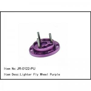 JR-0122-PU Lighter Fly Wheel Purple