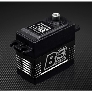 Servo PowerHD B3 30kg 0.13sec High Voltage Super Brushless Servo