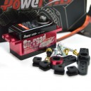 Power HD 12KG 0.06s High Voltage Servo For 1/10 Buggy Touring Car On Road