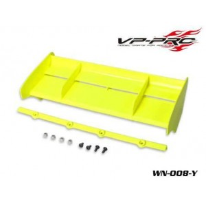 WN-008-Y Plastic Wing (Yellow) 1/8