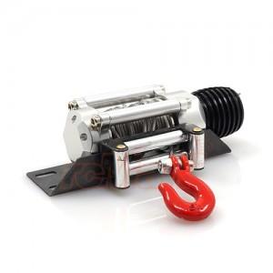 [YA-0386] Yeah Racing 1/10 RC Rock Crawler HD Full Metal Steel Wired Winch Control Unit Type A