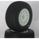 VP Pro Tubo Trax short course wheel tire 1/10 soft Flexx 2pcs