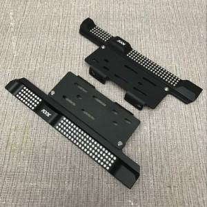 [S17068-1] KYX Alloy Side Step Side Slider for Axial SCX10 SCX10 II