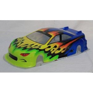 SRZ-016-BU 1/10 Touring Body Shell Blue