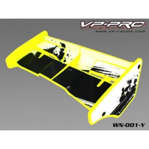 WN-001-Y VP Pro Wing Plastik (yellow) 1/8