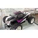 BD001 1/16 Monster Mini Body Purple