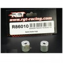 R86010 RGT 1/10 Solid Axle Hub 2pcs